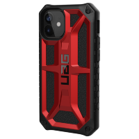 Чехол UAG Monarch для iPhone 12 mini Красный